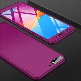 Husa 360 pentru Huawei Y5 (2018) Purple