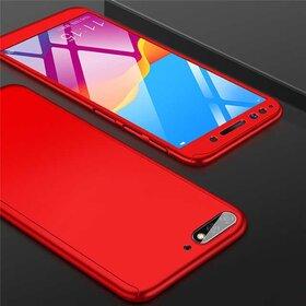 Husa 360 pentru Huawei Y5 (2018) Red