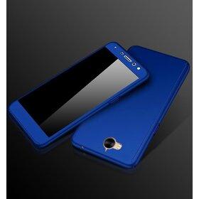 Husa 360 pentru Huawei Y6 (2017) Blue