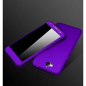 Husa 360 pentru Huawei Y6 (2017) Purple