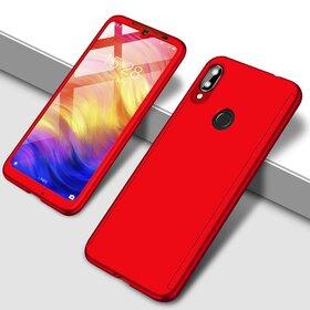 Husa 360 pentru Huawei Y6 (2019) Red