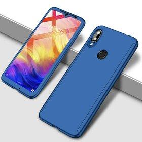 Husa 360 pentru Huawei Y7 Prime (2019)/ Huawei Y7 (2019) Navy
