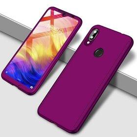Husa 360 pentru Huawei Y9 (2019) Purple