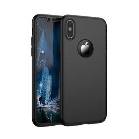 Husa 360 pentru iPhone X Black