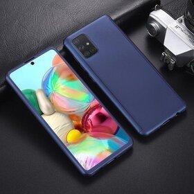 Husa 360 pentru Samsung Galaxy A31 Navy