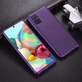 Husa 360 pentru Samsung Galaxy A31 Purple