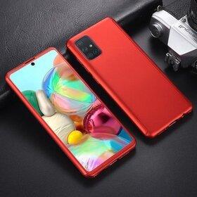 Husa 360 pentru Samsung Galaxy A31 Red