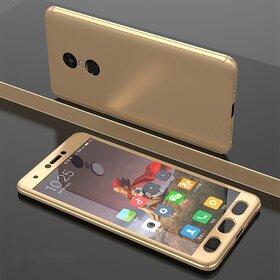 Husa 360 pentru Xiaomi Redmi Note 4 Gold