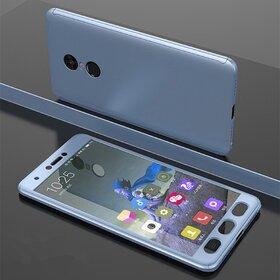 Husa 360 pentru Xiaomi Redmi Note 4 Silver