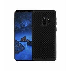 Husa Air cu perforatii pentru Galaxy A8 (2018)