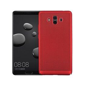 Husa Air cu perforatii pentru Huawei Mate 10 Red