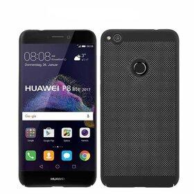 Husa Air cu perforatii pentru Huawei P8 Lite (2017) Black