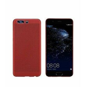 Husa Air cu perforatii pentru Huawei P9 Red