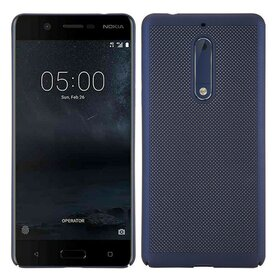 Husa Air cu perforatii pentru Nokia 5 Blue