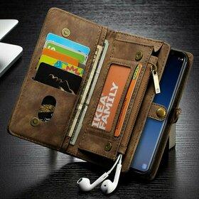 Husa All Inclusive pentru Samsung Galaxy A50 Brown
