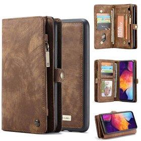 Husa All Inclusive pentru Samsung Galaxy A51 Brown