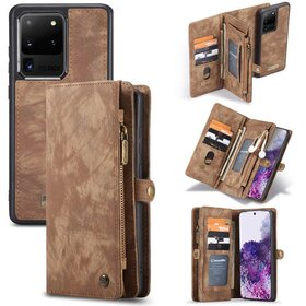 Husa All Inclusive pentru Samsung Galaxy S20 Brown