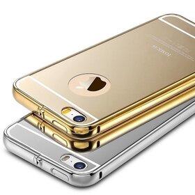Husa Aluminium Mirror pentru iPhone 5/5S/SE