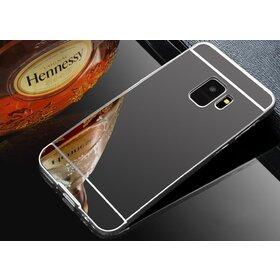 Husa Aluminium Mirror pentru Galaxy A8 (2018)