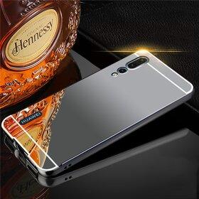 Husa Aluminium Mirror pentru Huawei P20 Pro