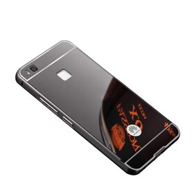 Husa Aluminium Mirror pentru Huawei P9 lite