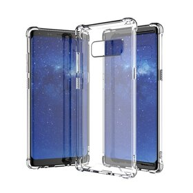 Husa Antisoc Air Transparenta pentru Galaxy Note 8