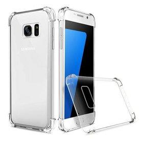 Husa Antisoc Air Transparenta pentru Galaxy S6
