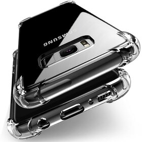 Husa Antisoc Air Transparenta pentru Galaxy S8 Plus