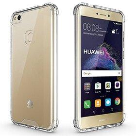 Husa Antisoc Air Transparenta pentru Huawei P8 lite Transparent