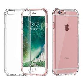Husa Antisoc Air Transparenta pentru iPhone 6/6s