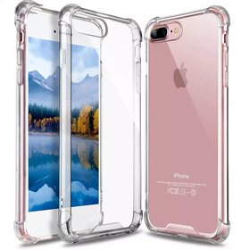 Husa Antisoc Air Transparenta pentru iPhone 7 Plus/ iPhone 8 Plus
