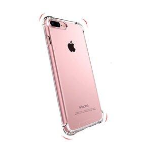 Husa Antisoc Air Transparenta pentru iPhone 7 Plus/ iPhone 8 Plus