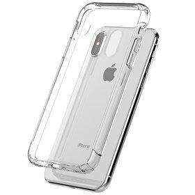 Husa Antisoc Air Transparenta pentru iPhone X