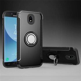 Husa Armor cu inel si magnet pentru Galaxy J5 (2017)