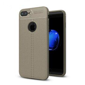 Husa Autofocus Skin pentru iPhone 7 Plus Grey