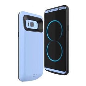 Husa cu Baterie Externa pentru Galaxy S8 Plus