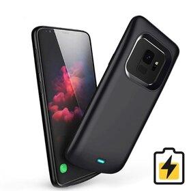 Husa cu Baterie Externa pentru Galaxy S9