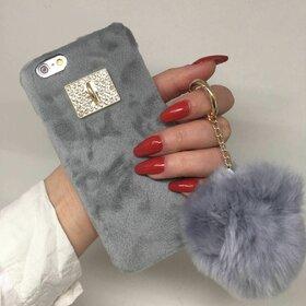 Husa blanita cu inel detasabil - Velvet Caviar pentru iPhone 6/6s