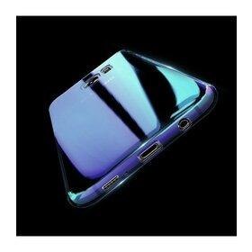 Husa Degrade pentru Galaxy A7 (2017) Black