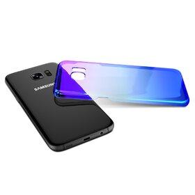 Husa Degrade pentru Galaxy S6 Edge