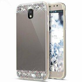 Husa Diamond Mirror pentru Galaxy J5 (2017)