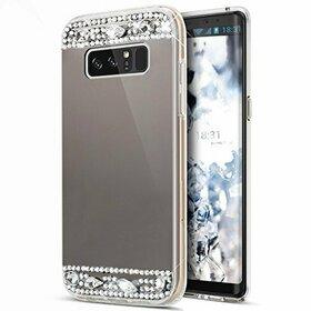 Husa Diamond Mirror pentru Galaxy Note 8