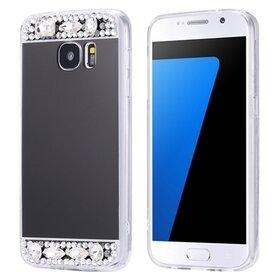 Husa Diamond Mirror pentru Galaxy S6