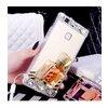 Husa Diamond Mirror pentru Huawei P10