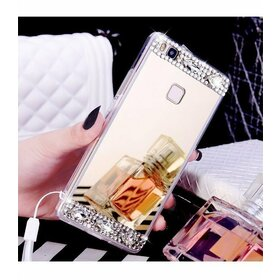 Husa Diamond Mirror pentru Huawei P8 lite