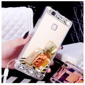 Husa Diamond Mirror pentru Huawei P9