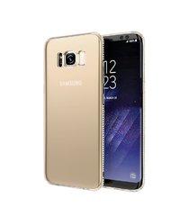 Husa Diamond Transparenta pentru Galaxy S8 Plus