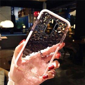 Husa Diamond Transparenta pentru Galaxy S9