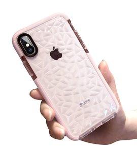 Husa Diamond Transparenta pentru iPhone X