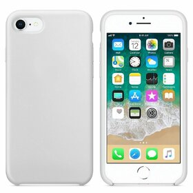 Husa din silicon moale (soft-touch) pentru iPhone 8 / 7